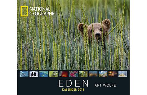 Calendar 2018 National Geographic National Geographic Wolfe 2018 Picture