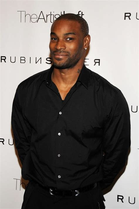 Tyson Beckford At 2008 Fashion Week by Tyson Beckford Pictures And Photos Fandango
