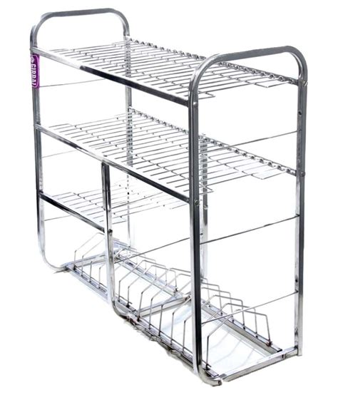 Utensil Rack by Vpsk Stainless Steel Utensils Rack Available At Snapdeal