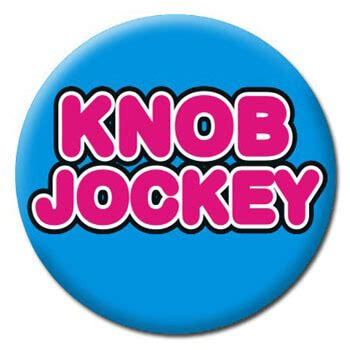 knob jockey badge dmd 9 163 0 95 rude cards