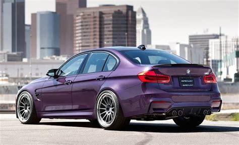 Build A Kia daytona violet bmw m3 f80 by auto talent