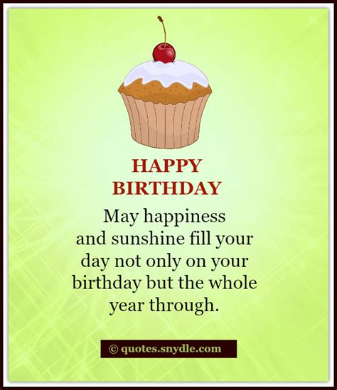Birthday Quotes From Inspirational Birthday Quotes Quotes And Sayings