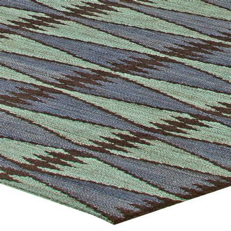 swedish rug swedish flat weave rug n11307 by doris leslie blau