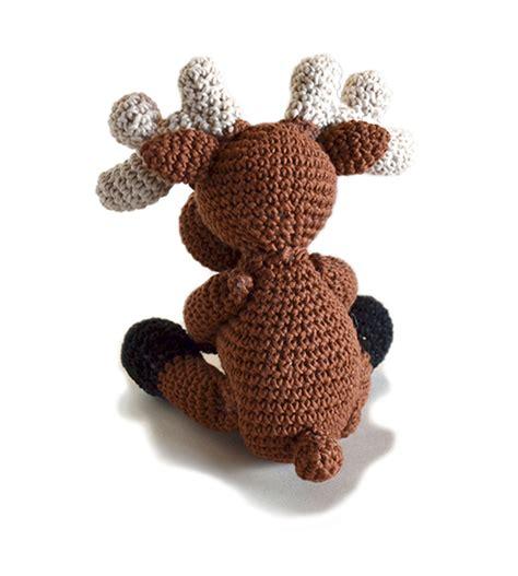 amigurumi moose pattern free mostyn the moose amigurumi pattern amigurumipatterns net