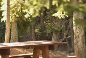 How To Refinish Your Wood Picnic Table Home Guides Sf Gate