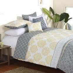 pics photos yellow and gray bedding sets yellow and gray bedding