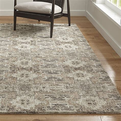 Crate And Barrel Upholstery Sale Alvarez Natural Wool Blend Rug Crate And Barrel
