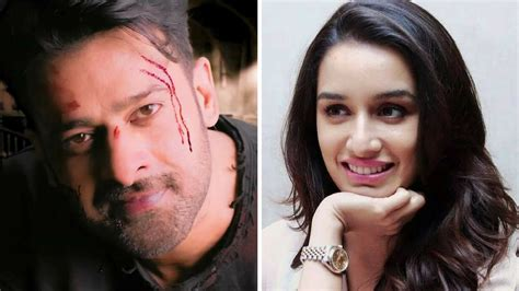 bathroom sexi saaho prabhas to be seen opposite shraddha kapoor and not