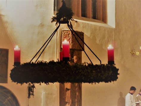 adventskranz brauch der adventskranz kein alter berchtesgadener brauch