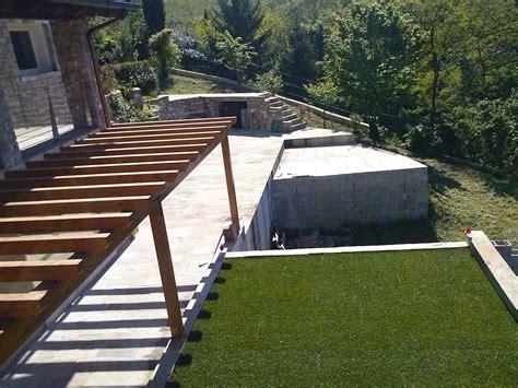 terrazzi pensili realizzazione giardini pensili trifolium giardini vicenza