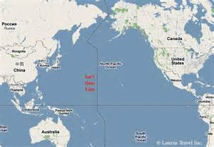 international date line map international dateline location on map international dateline explained elsavadorla