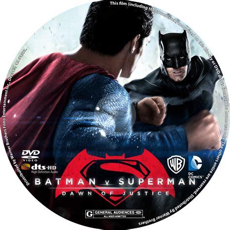 Cd Superman covers box sk batman v superman of justice 2016