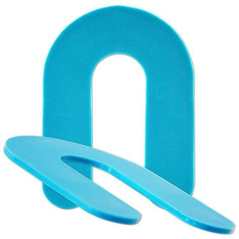 Floor Shims Shoes by Tapered And Slotted Plastic Horseshoe Shims