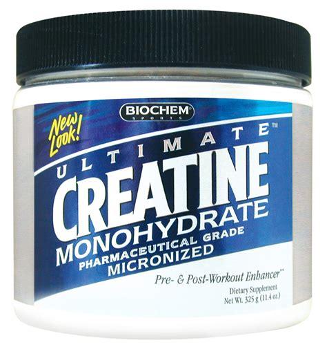 creatine 4 hour vitaminlife creatine monohydrate