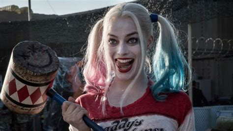 margot robbie new movie margot robbie reveals bizarre name of new harley quinn movie