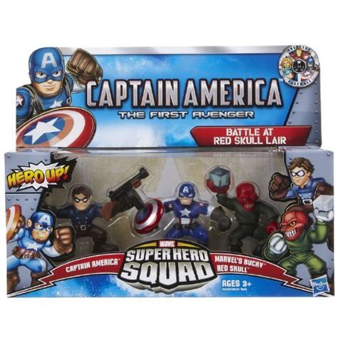 film marvel super hero squad other action figures marvel super hero squad movie pack