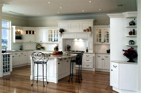Classic White Kitchen Designs Setting Up Classic White Kitchen 15 Refined Kitchen Designs Interior Design Ideas Ofdesign