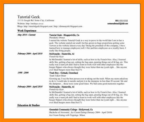 10 google resume templates resumes great