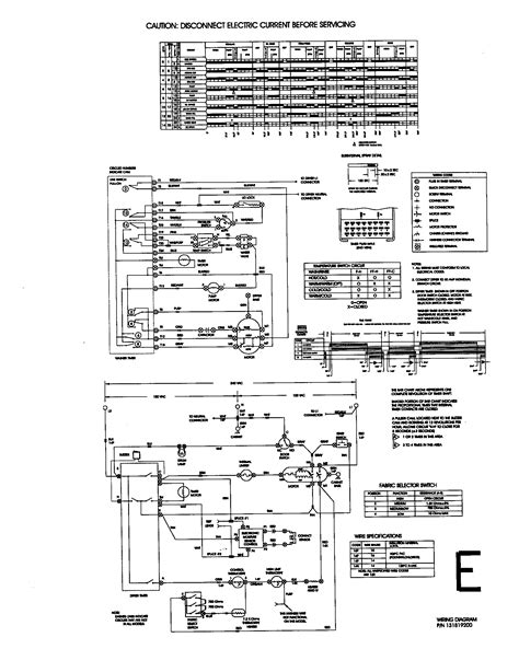 kenmore washer dryer combo wiring diagram 28 images