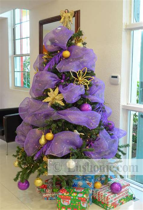 decorating tree with ribbon ideas 50 beautiful and stunning tree decorating ideas