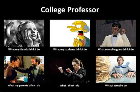 Collage Memes - college professors meme metapreneurship