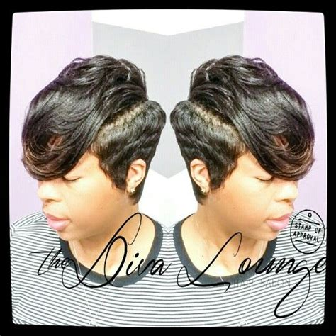 keke wyatts short cut with long front 637 best images about short sassy on pinterest