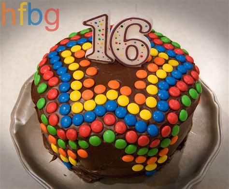 Handmade Birthday Cakes - be birthday cake part 2