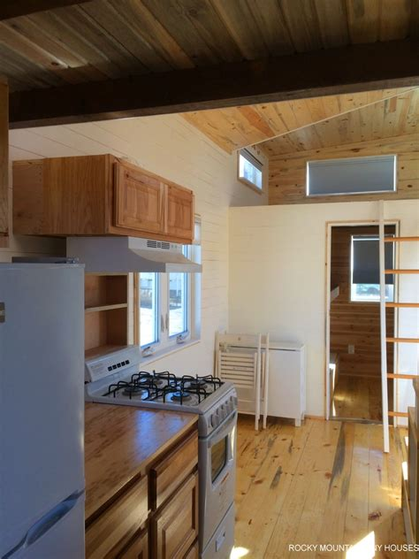 tiny house for family of 4 family of four lives comfortably in this 224sf home tiny