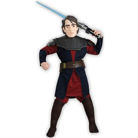 buy the anakin skywalker deluxe fancy dress costume
