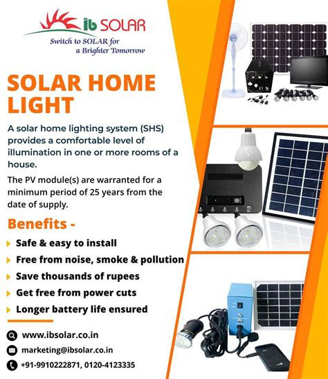 solar home light in india solar panel manufacturers in