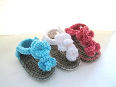 pattern crochet sandals you have to see orchid baby sandals crochet pattern by