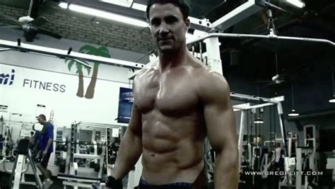 greg plitt back workout