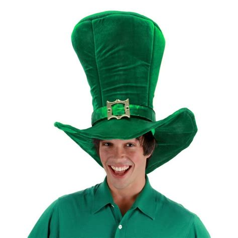 elope giant leprechaun top hat all