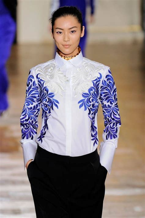 embroidery fashion fall 2012 trends embellishments embroidery fur leather