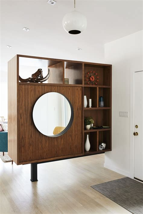 Break Front Bookcase Photo 6 Of 15 In Midcentury Mashup A 1950s Ranch House In
