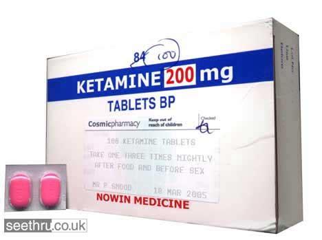 Ketamine Detox Uk by Image Gallery Ketamine Tablets