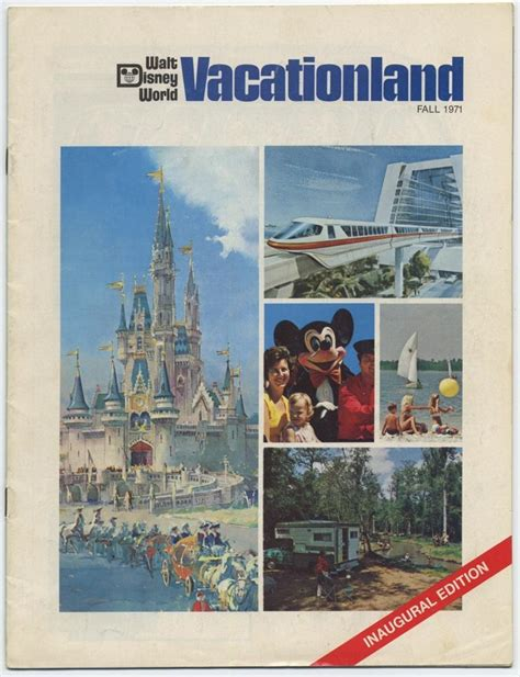 vacationland books auction howardlowery 5 issues disneyland walt