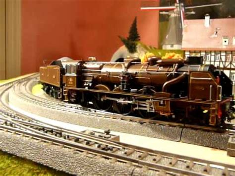 marklin layout youtube roco quot nord quot steam engine on marklin layout youtube