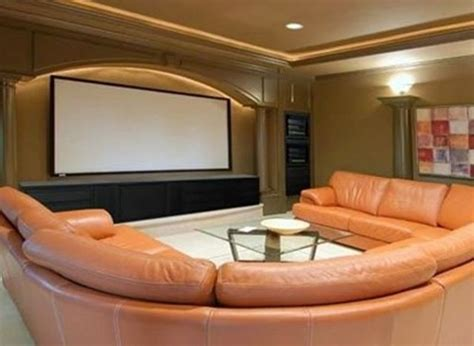 home theatre interior design pictures como decorar una sala de juegos