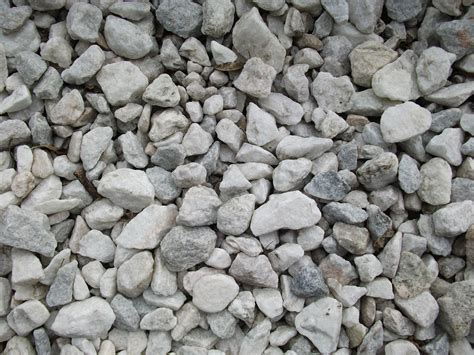 Rock And Gravel Photo Texture Background