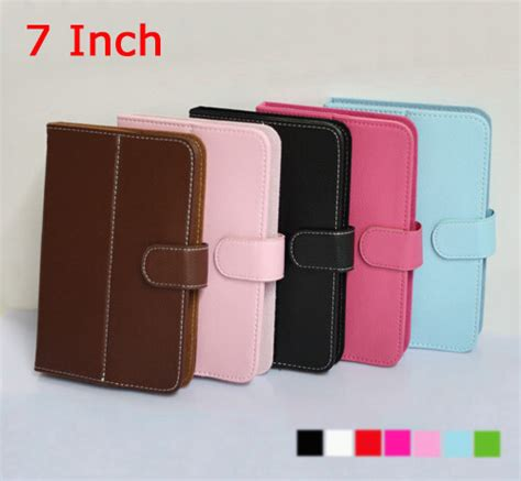 Leather Tablet Universal 7 Inch T1310 1 free shipping universal 7 inch android tablet leather flip