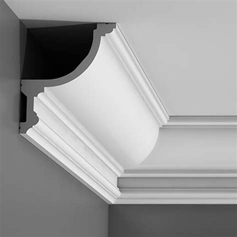 Roof Cornice Molding Crown Moulding For Indirect Lighting Led Cornice Lighting