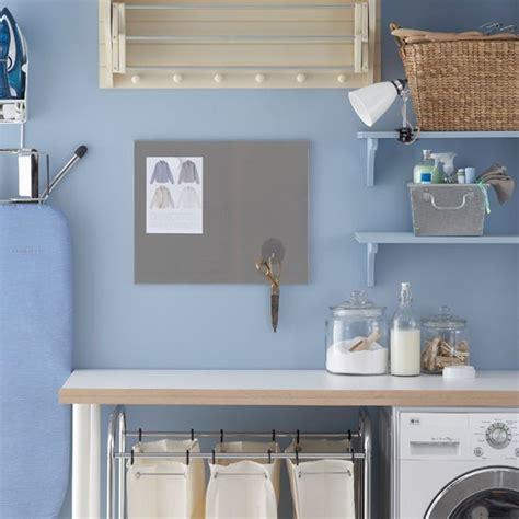 powder blue laundry room luxe laundry 10 decorating ideas housetohome co uk