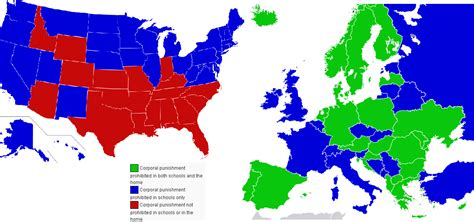 map usa europe legality of corporal europe vs usa maps