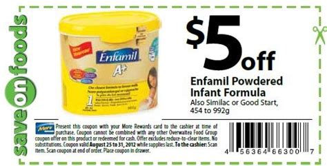printable coupons for enfamil toddler formula enfamil printable coupons bourseauxkamas com