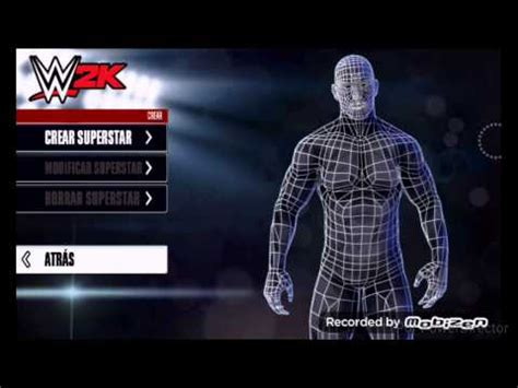 aptoide wwe 2k wwe 2k 15 android review youtube