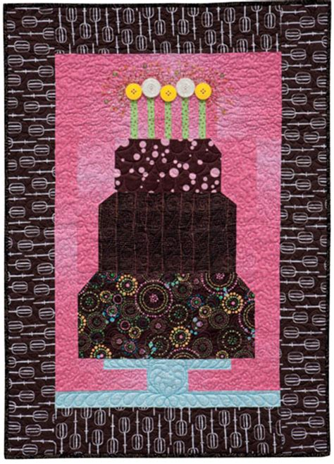 How To Quilt A Square Cake by How To Make A Wonky Quilt Block Stitch This The