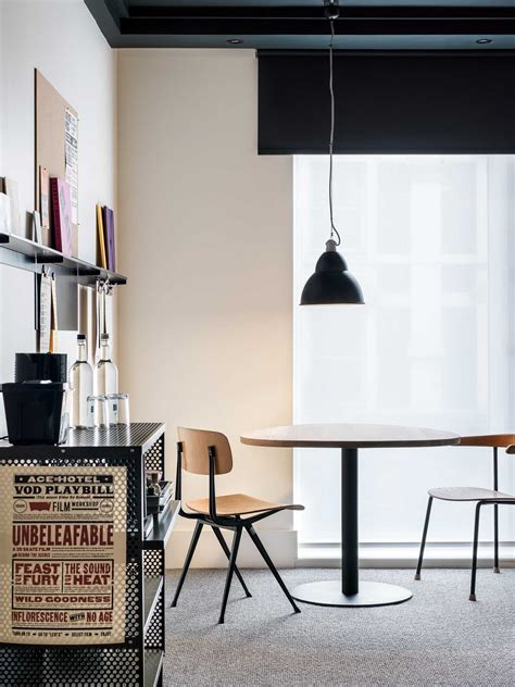 Interior Design Shoreditch by Ace Hotel Shoreditch Yellowtrace