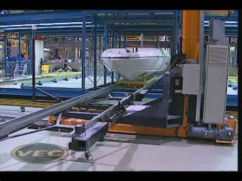 ranger aluminum boat factory ranger boat factory tour hull lamination doovi