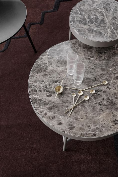 marble table white bianco carra large side tables